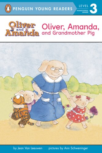 Oliver, Amanda, and Grandmother Pig (Oliver and Amanda)の詳細を見る