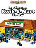 Review: Lego Simpsons Kwik-E-Mart Review