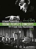 ヤング・ピープルズ・コンサート Vol.2 / レナード・バーンスタイン (Young People's Concert Vol II / Leonard Bernstein) [6DVD] [Import] [日本語帯・解説付]