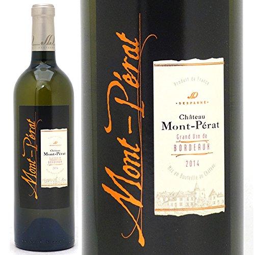 [2014] シャトー モンペラ ブラン 750ml(AOCボルドー)白ワイン【コク辛口】((ANDE1114))