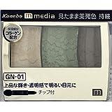 【カネボウ】 メディア グラデカラーアイシャドウ GN-01