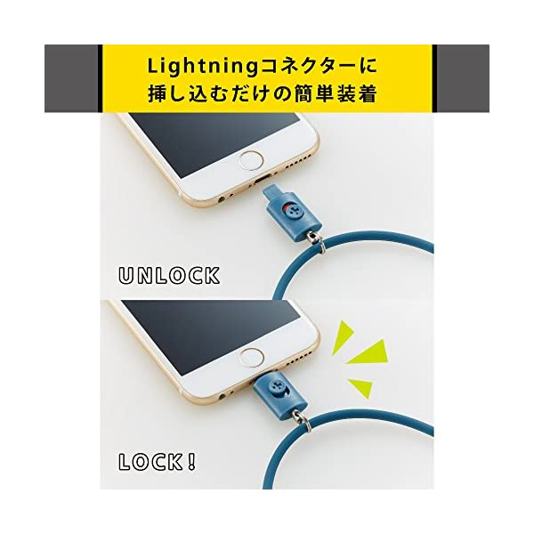 Simplism Lightningコネクター...の紹介画像3