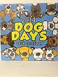 365 Dog Days 2014 Page a Day Desk Calendar by Avalon [並行輸入品]