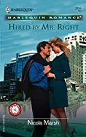 Hired By Mr. Right (Harlequin Romance)