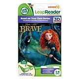リープフロッグ(LeapFrog) ディズニーピクサー メリダとおそろしの森(ブレイブ)3D LEAPREADER BOOK, BRAVE, 3-D 21330 画像