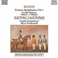 Haydn: Symphonies 82, 96 & 100 by Joseph Haydn (1992-06-13)