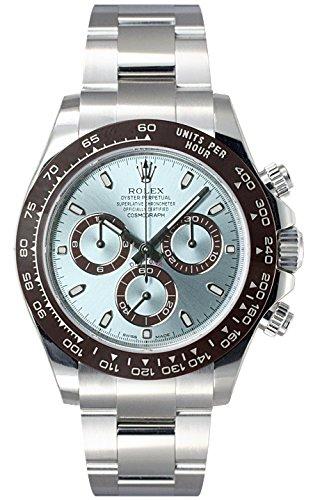 (ロレックス) ROLEX 腕時計 デイトナ 116506 アイスブルー(インダイアル外周:チェスナットブラウンラッカー) メンズ [並行輸入品]