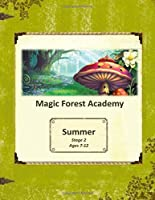 Magic Forest Academy Stage 2 Summer (Volume 2) [並行輸入品]