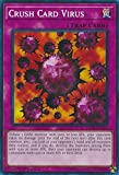 Crush Card Virus - LEDD-ENA31 - Common - 1st Edition - Legendary Dragon Decks (1st Edition)