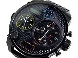ディーゼル DIESEL フォータイム アナデジ クロノグラフ 腕時計 DZ7266