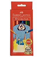 Faber - Castell 12TriカラーPencils