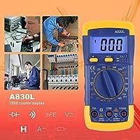 デジタルマルチメーター 日本製、a830l バックライトデジタル液晶マルチメータ電圧計電流計 ac dc ダイオード resistence オームボルトテ、デジタルマルチメーター pm-3、デジタルマルチ
