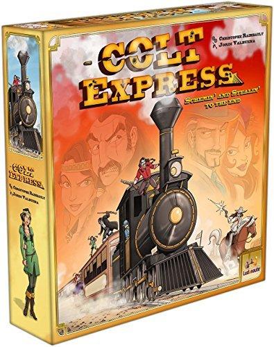 Ludonaute Colt Express Board Game by Ludonaute