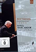 Barenboim Plays Beethoven Piano Concertos [DVD]