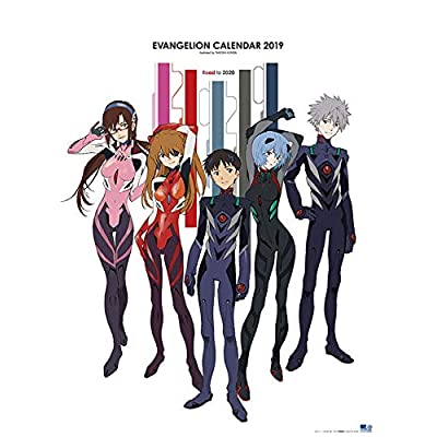 EVANGELION 2019年カレンダー