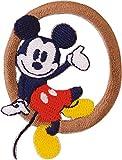 パイオニア アルファベット ワッペン ディズニー ミッキーマウス MY4001-MY313