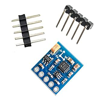 GY-271 QMC5883L 3軸磁気センサー 磁場センサー 電子 デジタル コンパス モジュール 地磁気センサー