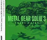 「Snake Eater song from METAL GEAR SOLID 3」の画像