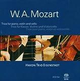 Mozart: Piano Trios [SACD]
