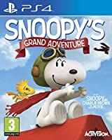 Peanuts Movie: Snoopy's Grand Adventure (PS4) (輸入版)