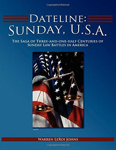 Download Dateline: Sunday, U.S.A. 0979095840