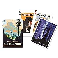 Piatnik National Parks Playing Cards [並行輸入品]