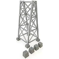 鋼鉄道橋タワー – -キット