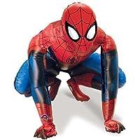 Spider-Man Airwalker Foil Balloon スパイダーマンAirwalkerホイルバルーン?ハロウィン?クリスマス?