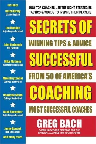 Secrets of Successful Coaching...