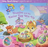 Whisker Haven Tales with the Palace Pets: Nuzzles and the Easter Egg Mix-Up: Read-Along Storybook and CD