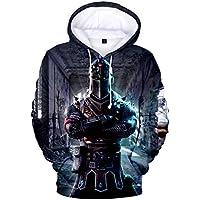 wangluokejigs Unisex 3D Printed Hoodies with Pockets Pullover Sweatshirts