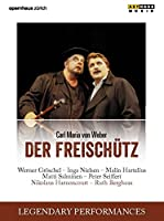 Maria Von Weber: Der Freischuetz [DVD]
