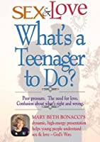Sex & Love: What's a Teenager to Do?【DVD】 [並行輸入品]