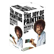 ボブ・ロス THE JOY OF PAINTING1DVD-BOX