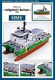 1:250 多目的警備船ヘルゴランドボルクム