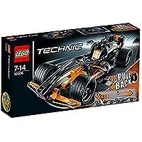 レゴ (LEGO) テクニック ブラックチャンピオンレーサー 42026