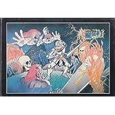 超魔界村 キャラクタージグソーパズル/ナイトメア 300ピース 超魔界シール付き 36-51