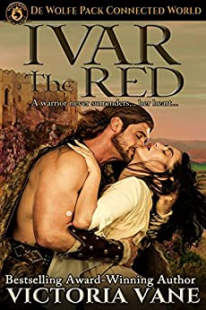 Ivar the Red: De Wolfe Pack Connected World (The Wolves of Brittany Book 2) by [Vane, Victoria, Publishing, WolfeBane]
