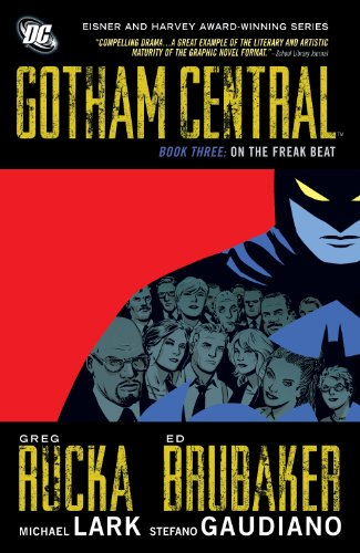 Download Gotham Central Book 3: On The Freak Beat (English Edition) B00JRILL86