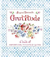 Gratitude: A Book of Inspirational Thoughts & Quotes【洋書】 [並行輸入品]