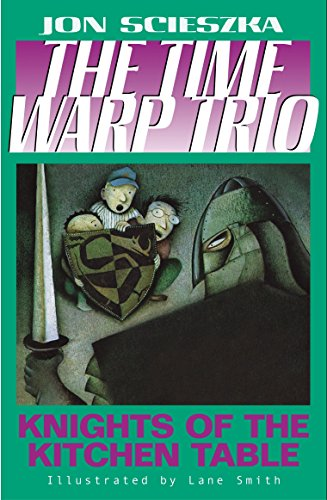 The Knights of the Kitchen Table #1 (Time Warp Trio)の詳細を見る
