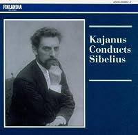 Conducts Sibelius