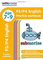 P3/P4 English Practice Workbook: Extra Practice for Cfe Primary School English (Leckie Primary Success)