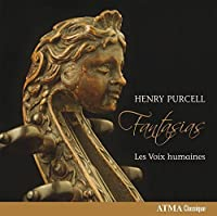 Fantasias by H. Purcell (2009-04-28)