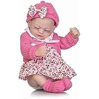 baynne Lovely Cute 26 cmベビーガールズフルボディソフトシリコンガールLifelike新生児人形