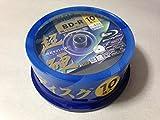 TDK 録画用ブルーレイディスク スーパーハードコート 超硬シリーズ BD-R DL 長時間2層ディスク 50GB 1-4倍速 10枚スピンドル KBRV50HCPWB-10PB