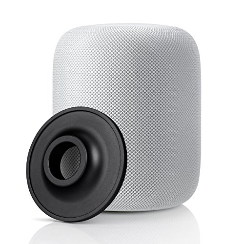 VICARA for Apple Homepod speaker ホルダー 持ち運び便利 homepod スタンド(ブラック)