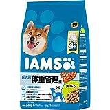 アイムス 成犬用 体重管理用 チキン小粒 2.6kg