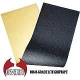レベルロイヤル(Revel Royal) スケートボード スケボー デッキ テープ 9x33インチ ブラック グリップテープ SKATEBOARD GRIPTAPE