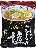 藤原製麺 函館北浜商店 とんこつ塩 111.5g×10袋